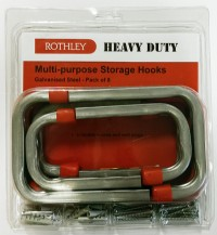 Heavy Duty Hook Pack
