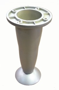 Plastic Furniture Leg