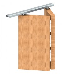 Apollo Folding Door Kit for 2 doors