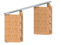 Apollo Folding Door Kit for 4 doors