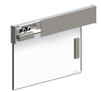 Pelmet Kit for Herkules 60, 120 and Glass - Doors up to 25mm thick