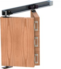 Herkules Plus - Folding Door Kit for 2 doors